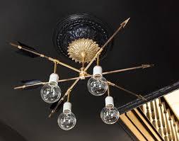 Diy Light Fixtures Diy Project Arrow Light U2013 Design Sponge