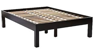 How To Build A Simple King Size Platform Bed by How To Convert A Platform Bed For A Box Spring U2014 Little House Big City
