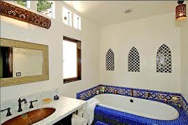 Moroccan Tile Bathroom Bathroom Design With Moroccan Tiles By Design Vidal Moroccan