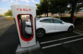 electric vehicles tesla the highly charged way to play electric cars wsj