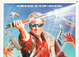 Rutger Hauer Blind Fury Blind Fury One Sheet Usa