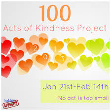 25 acts of kindness as a mom sunday and craft