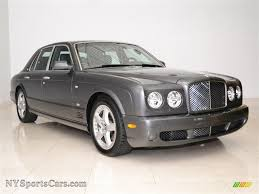 bentley arnage t mulliner 2009 bentley arnage t mulliner in anthracite photo 4 x14070