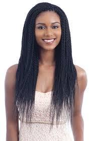 types of freetress braid hair freetress crochet braid 2x pre stretched nigerian twist 24 inch