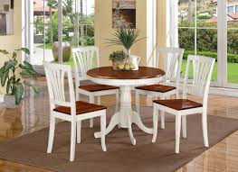 dining table small round dining table and chairs pythonet home