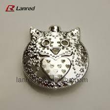 distributors of discount metal owl ornaments 2017 heaviest metal
