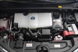 lexus ct hybrid vs toyota prius v 2016 toyota prius four touring review