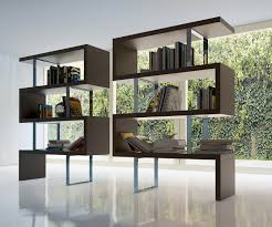 Tall White Bookcase With Doors by Modern Bookcase Also With A White Shelves For Wall Also With A