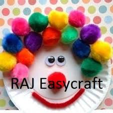 raj easy crafts youtube