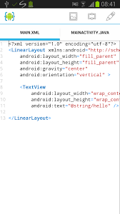 android tutorial aide android ide