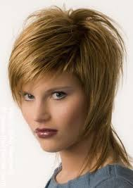 103 best shag and mullet hairstyles images on pinterest