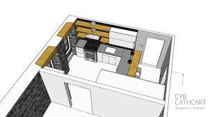 projet cuisine 3d projet caron cuisine 3d warehouse