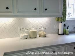 white subway tile kitchen backsplash best 25 herringbone subway tile ideas on herringbone