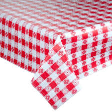 gingham tablecloth designs