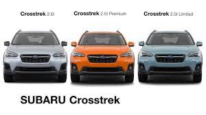 subaru crosstrek light bar 2018 subaru crosstrek model guide us spec youtube