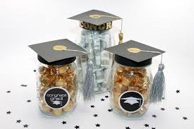 phd graduation gifts diy graduation jar party favors and grad gift craft free
