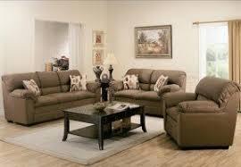 Suede Living Room Furniture Foter - Living room couch set