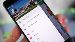 google play store for android facilitates updates with