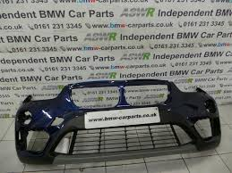 bmw car parts uk bmw f48 x1 front bumper 51117453565 breaking for used and spare