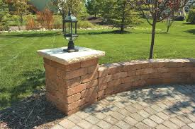 how to build a garden wall with blocks the garden inspirations