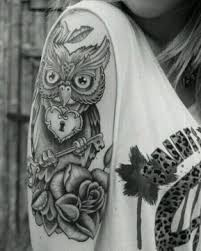 50 owl tattoo design ideas with unique meanings fmag com