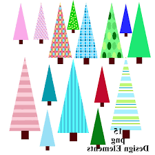 modern christmas trees clip art u2013 halloween wizard