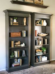 Ikea White Bookcase With Glass Doors by Furniture Appealing Ikea Hemnes Bookcase For Office Room Storage
