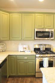 Cabinets Kitchen Ideas 79 Best Green Cabinets Images On Pinterest Home Kitchen And