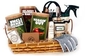 garden gift basket gardening gift baskets for s day humble seed