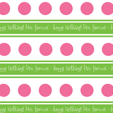 personalized wrapping paper wrapping paper personalized custom gifts stationery notepads