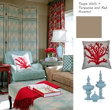 Turquoise Home Decor Ideas Digging The Red And Turquoise Need Ideas For Ways To Spruce Up