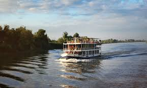 mekong river encompassed ho chi minh city to siem reap in