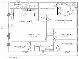 30 X 40 Floor Plans 15 Marvelous 30 X 40 House Plans 5 Floor For Metal Building 17