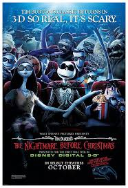 film review the nightmare before christmas 1993 hnn