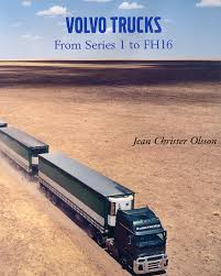 volvo track book volvo trucks of olsson jean christer