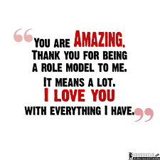 Thank You Love Quotes For Her by You Are Amazing Quotes For Him And Her With Images Chobir Dokan