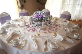 cinderella themed centerpieces struck cinderella carriages as centerpiece for weddings
