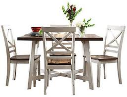 4 Seat Dining Table And Chairs Clearance U0026 Discount Kitchen U0026 Dining Room Furniture Art Van