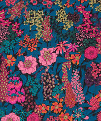 Textile Design Liberty Art Fabrics Ciara C Tana Lawn Cotton Fabric Liberty Co