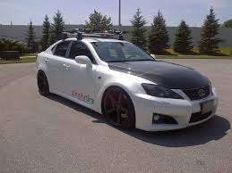 lexus isf toronto can toronto fs 2009 lexus isf white on blk red 53 000kms