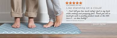 Kitchen Floor Mats Designer Kitchen Floor Mats For Comfort The Ultimate Anti Fatigue Floor