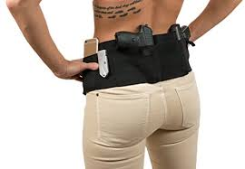 belly band holster graystone belly band holster for concealed carry black fits