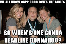 Bonnaroo Meme - we are jonathan mayers and kerry black cofounders of bonnaroo music