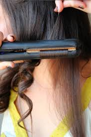 how to curl your hair fast with a wand how to curl your hair with a straightener short hair hair style