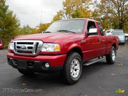 2011 ford ranger xl 2011 ford ranger xlt supercab 4x4 in redfire metallic a13465
