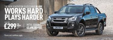 isuzu jeep 2017 new isuzu cars approved used cars and isuzu servicing in coventry