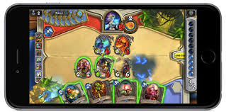 hearthstone for android hearthstone now available for iphone and android phones