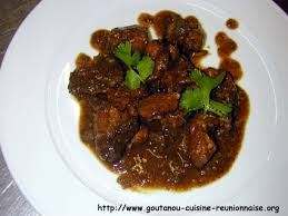 cuisiner du cabri cabri massalé par christian antou goutanou cuisine de l île de