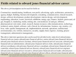 Financial Advisor Job Description Resume by Financial Planner Resume Sample With Manager Experience With