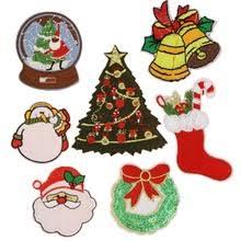 christmas applique online get cheap christmas appliques aliexpress alibaba